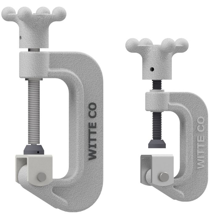 Witte Clamps