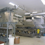 Witte in-house testing laboratory with dryer