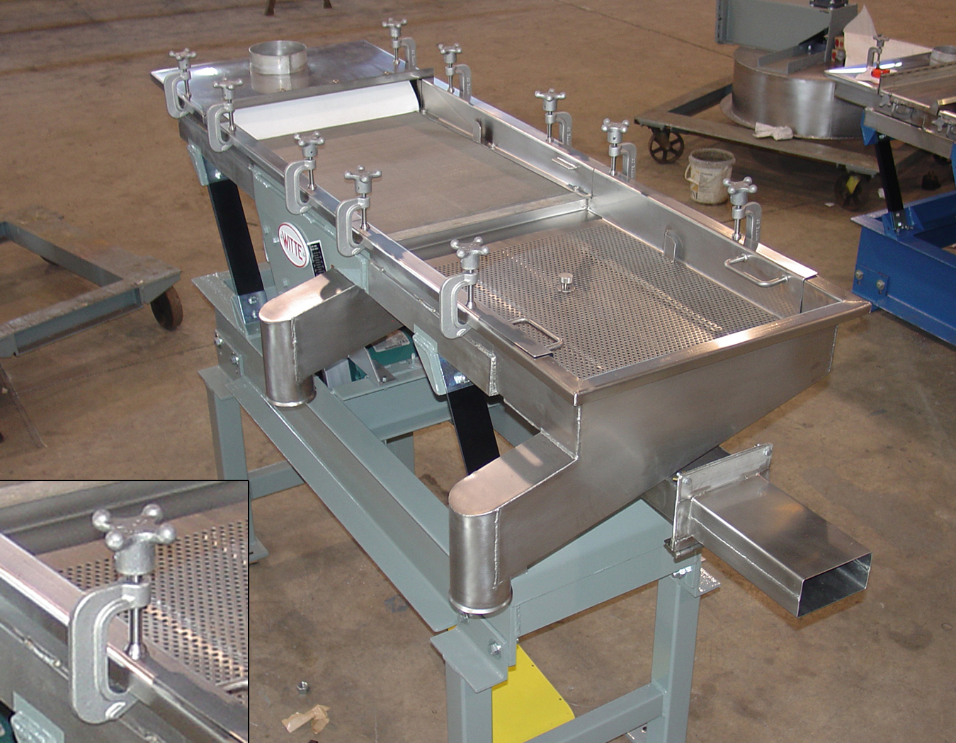 Witte clamp