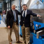 Witte Company Richard Witte Chairman with President Tyson Witte