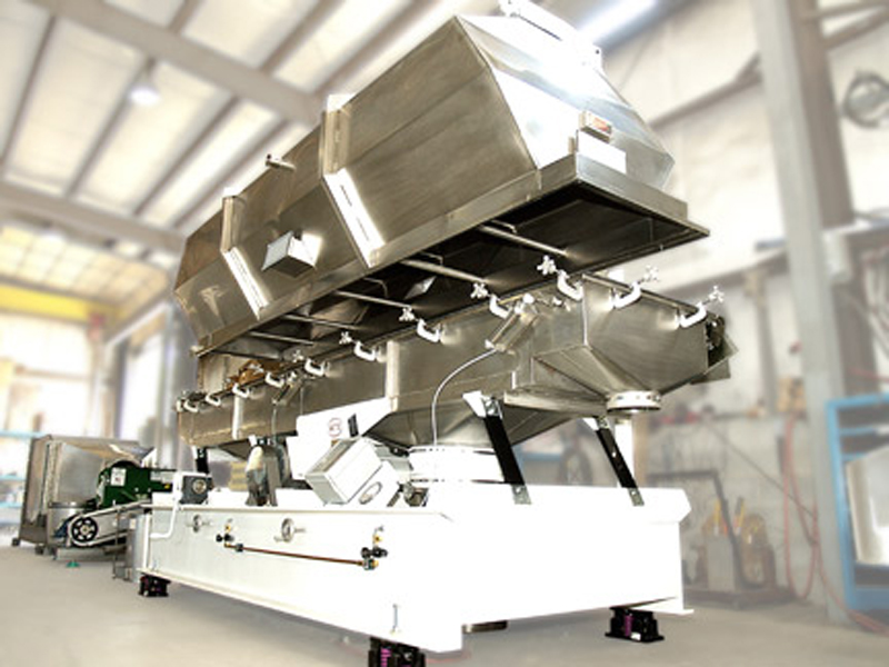 Witte vibrating fluid bed dryer is cleanable by design for gluten-free processing